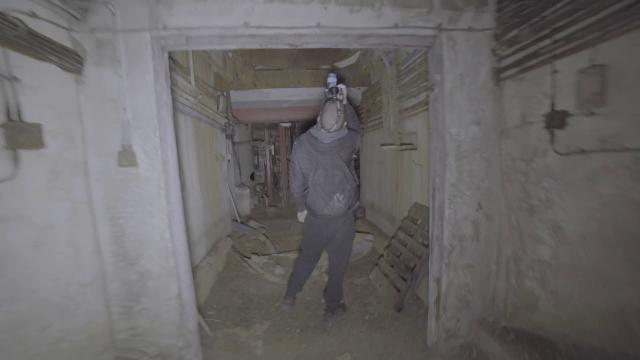 London DEEP LEVEL shelter bunker 2020