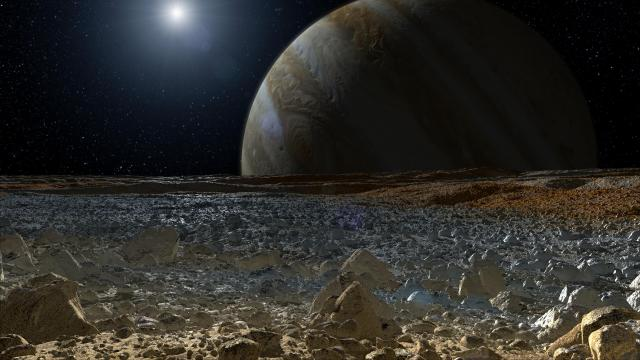 NASA 360 Talks - Alien Ocean