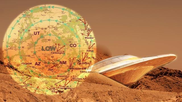 UFO Crash Documentary Roswell Connection San Agustin, New Mexico