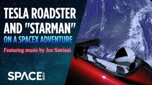 Joe Satriani Explains His Strange Beautiful (Space) Music