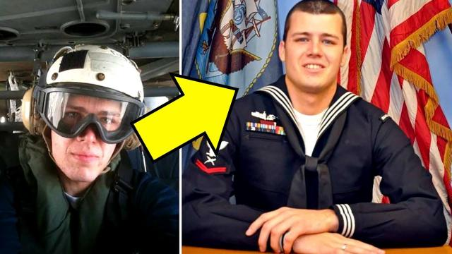 Navy Husband Comes Home To Find Wife Was Keeping A Life-Changing Secret