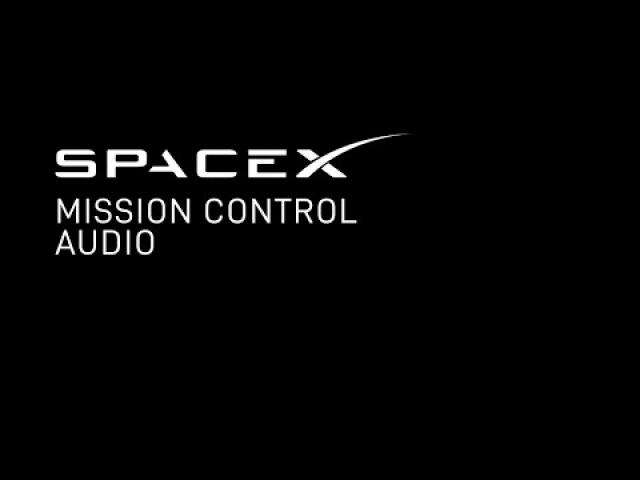 CRS-19 Mission Control Audio