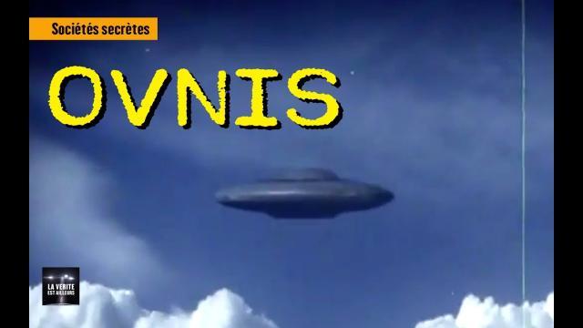 OVNIS : Désinformation, rétro-ingénierie et technologies secrètes - HD