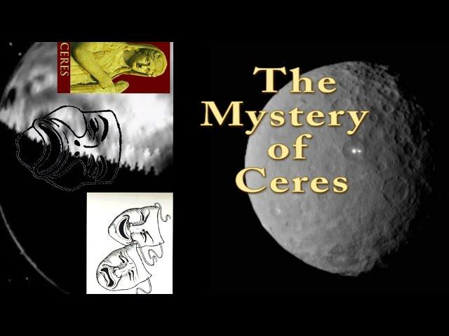 The great mystery of planet Ceres