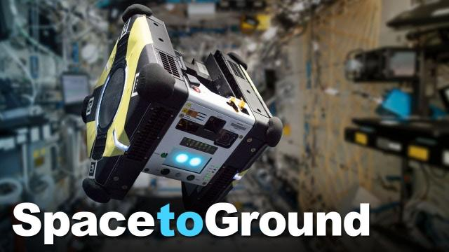 Space to Ground: Busy as Astrobees: 02/15/2019