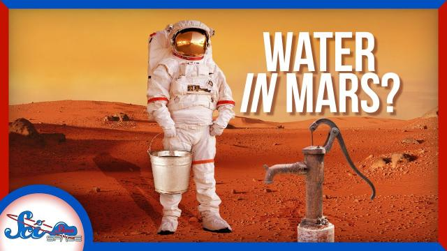 Maybe Mars's Ocean Never Left | SciShow News