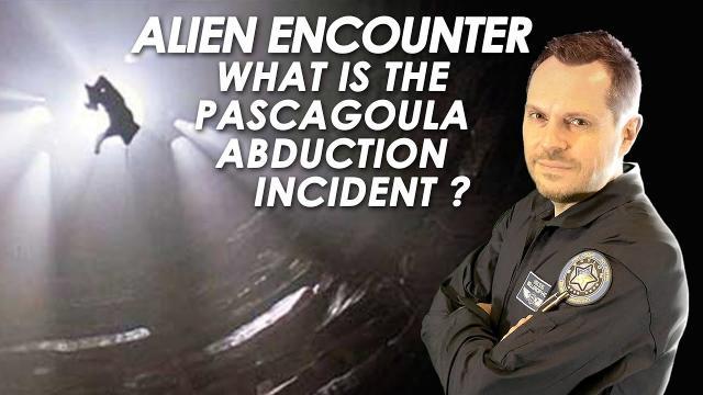 ???? Alien Encounter - The Pascagoula Abduction Incident