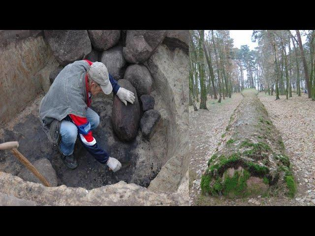 Archaeologists Discover Largest Megalithic 5500 years Tomb In Poland
