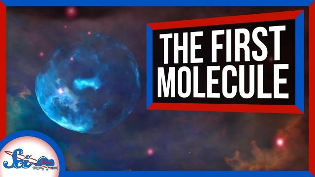 How Scientists Found the First Type of Molecule in the Universe | SciShow News
