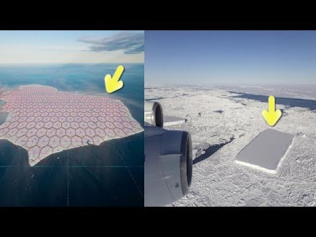 Massive Debate Online After Nasa Discovered This In Antarctica