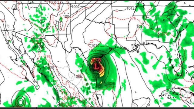 Hurricane Watch! SW Texas & Gulf Coast on FULL ALERT starting August 20