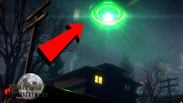 Eyewitness's Comes Forward With CRAZY UFO Footage That Can't Be Explained!