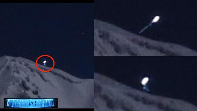 What Just Happened Over Mount Shasta Is Unexplained! 2019-2020~
