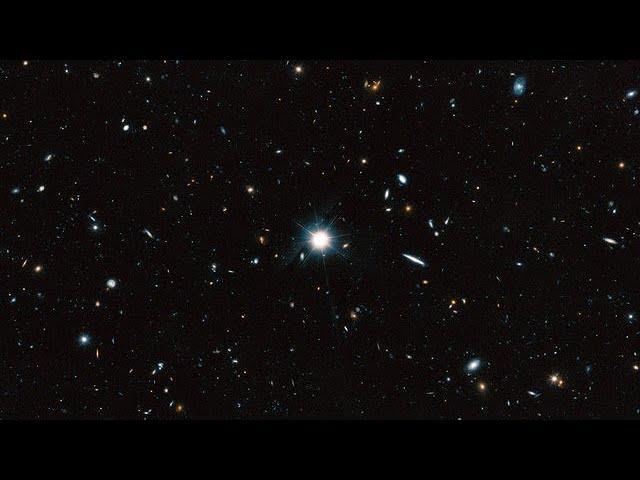 Pan across the Hubble Legacy Field