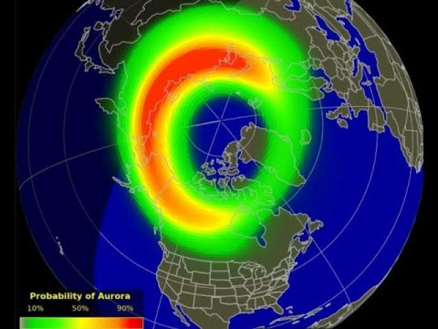 Strong G3 Geomagnetic Storm! 2 Sunspots! New Earth directed Solar Flare? Southern Rain.