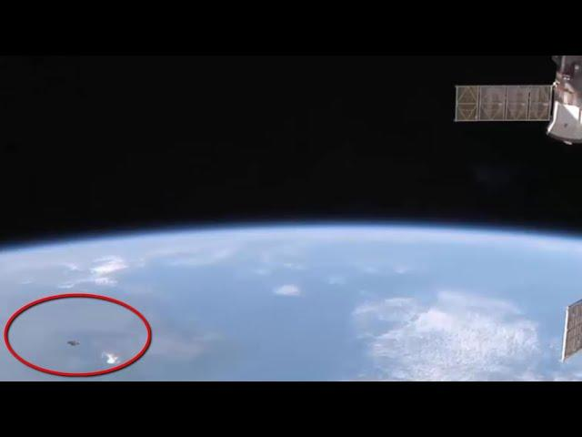 New UFO sightings From Space