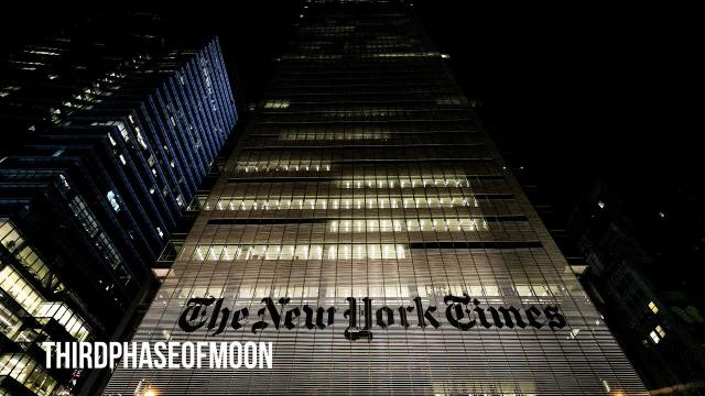 New York Times UFO Cover-Up? Retracted Statements Why Now?