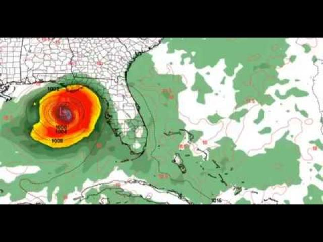 Florida & Gulf of Mexico & NE Coast. Be PREPARED for Wildness over next 8 weeks