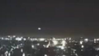 JUNE 16 2013 UFO'S CAUGHT ON HIGHWAY CAM DURING MEXICO EARTHQUAKE HD