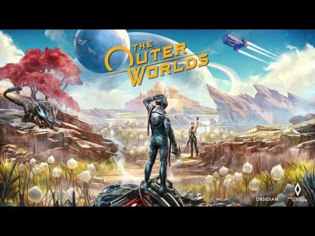 The Outer Worlds ???? Part 1 ???? Oblivion in Space ????️