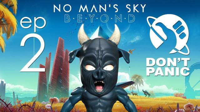 ???? No Man's Sky Beyond ???????????? Part 2 ???????????? Survival Farming ????