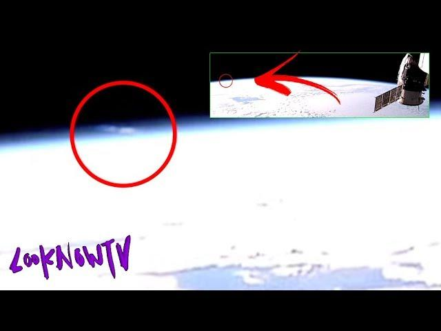 UFO NASA ISS Encounter? | Unknown Objects Over Russia