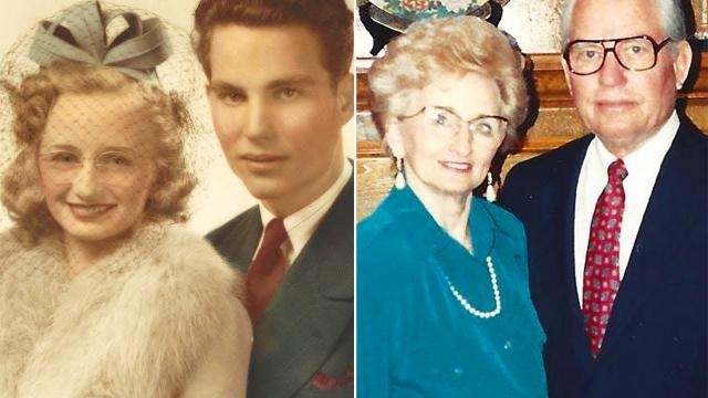 Amazing Love Story Spanning Over 70 Years Left Her Distraught In The End