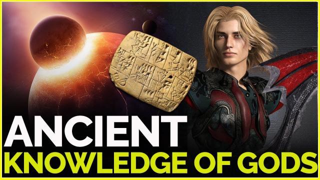 An Advanced Space Age Civilization...(The Anunnaki Homeworld Cuneiforms)