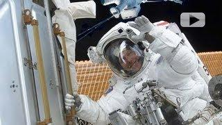 'Gravity' Evocative of Astronaut's Real Space Experience | Video