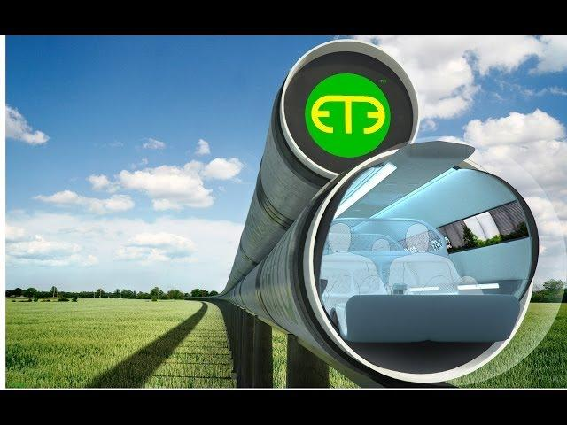 Evacuated Tube Transport Technologies (ET3) with Nick Garzilli and AlienScientist