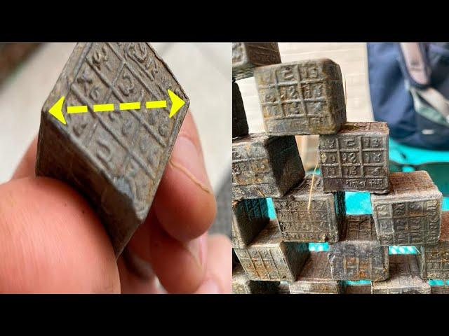 Mysterious Peculiar Cubes Discovered in Coventry River