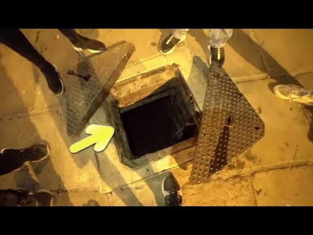 These Guys Went Into Manchester's Sewers And Found A Hidden Secret City