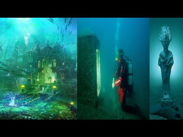 Heracleion A Lost City Found Underwater In Egypt