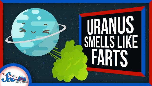 Our Smelly Solar System