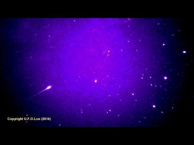 UFO Lou - ''Cool  Sky Show''  -  Melbourne Australia