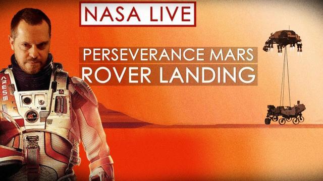 ???? LIVE : NASA's Perseverance Rover Land on Mars !