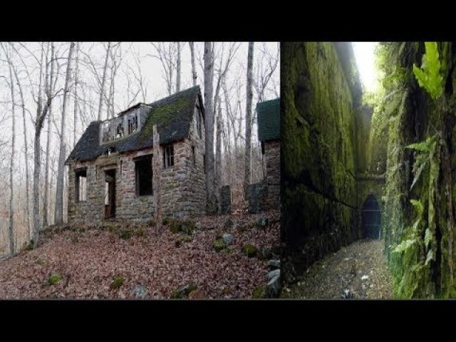 This Guy Searched an Abandoned Cabin and Found This