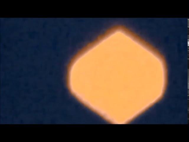 Orange Orbs making strange sounds in Frankfort, New York