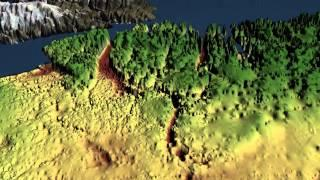 Greenland's 'Grand Canyon' Revealed By Ice-Penetrating Radar | Video