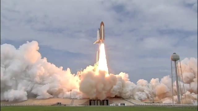Watch Space Shuttle's Final Launch - STS-135 Mission Flashback