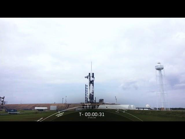 No-go! SpaceX Starlink launch scrubbed due to weather