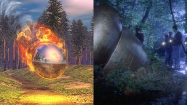 The Mysterious Kecksburg UFO Crash Incident in 1965 - FindingUFO