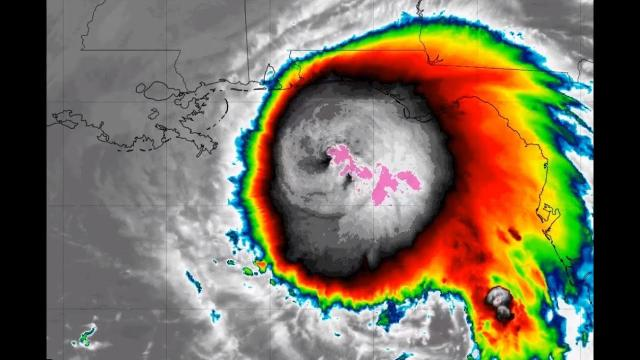 Red Alert! Sally has rapidly intensified to a Hurricane & probably be a Major Hurricane & Disaster