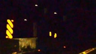 UFO Sighting Unique Formation Of Lights Two UFO Encounters Of 2013