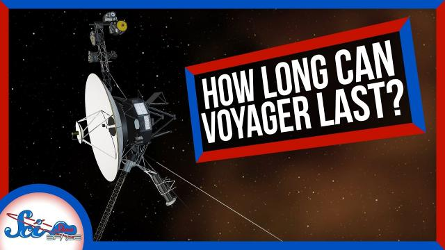 How Long Will the Voyager Spacecraft Last?
