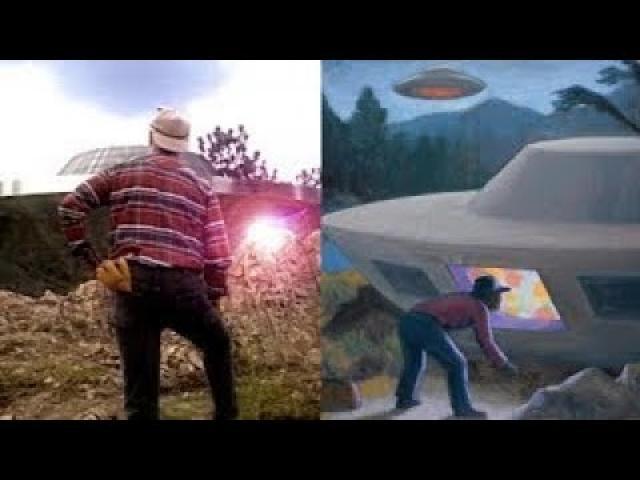 The Falcon Lake Close UFO Encounter in Manitoba, Canada (1967) - FindingUFO