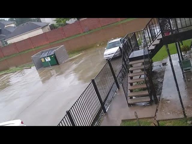 Calm Water Caked Streets. Imelda Houston