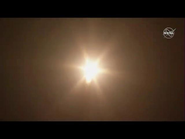 Blastoff! Soyuz Abort Crew On Way to Space Station