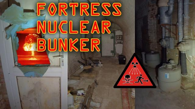 Fort Fareham NUCLEAR COUNCIL BUNKER