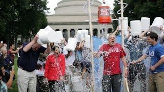 ALS Ice Bucket Challenge: MIT President L. Rafael Reif